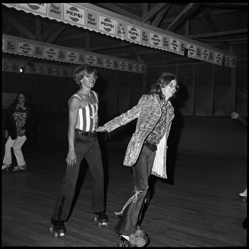 Sweetheart Roller Skating Rink - 1972-1973 - Six Mile Creek, Hillsborough County (Tampa) FL