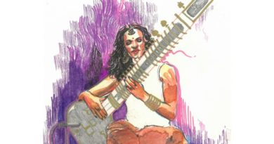 Tracing the Heritage and Being a Positive Influence: Anoushka Shankar