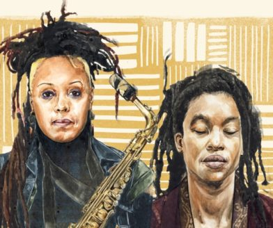 """""""You can't keep depending on the same tools"""": Matana Roberts & Moor Mother in conversation"""